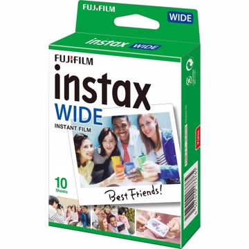 Picture of INSTAX WIDE FILM (10/PKT)