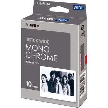 Picture of INSTAX WIDE FILM MONOCHROME