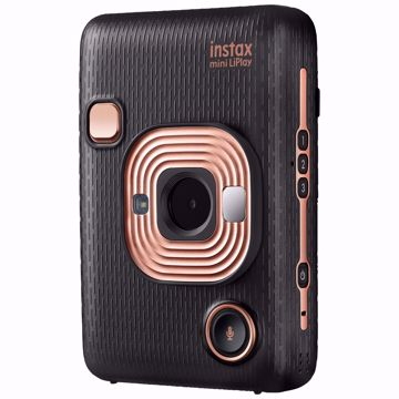 Picture of INSTAX MINI LiPlay ELEGANT BLACK
