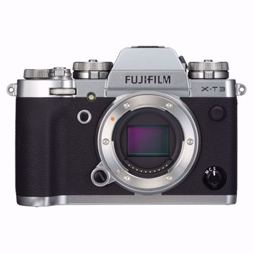 Picture of X-T3 Body Silver