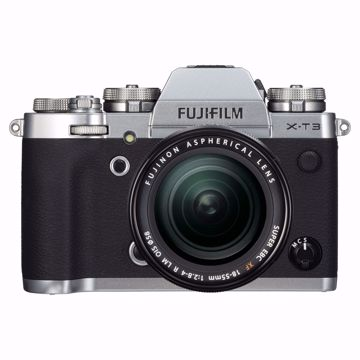 Picture of X-T3 Kit XF18-55mmF2.8-4 R Silver