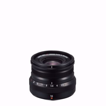 Picture of XF16mmF2.8 R WR Black