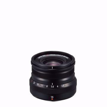 Bild på XF16mmF2.8 R WR Black