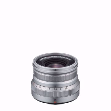Picture of XF16mmF2.8 R WR Silver