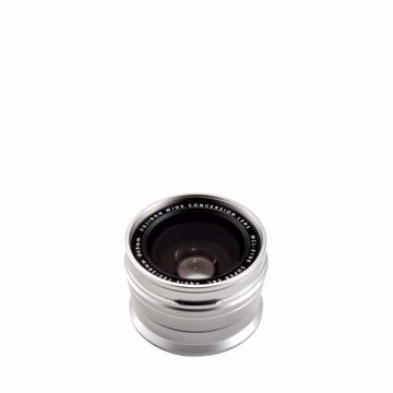 Picture of WCL-X100 II Wide Angle Lens Silver