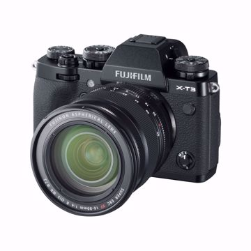 Picture of X-T3 Kit XF16-80mmF4 R Black
