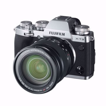 Picture of X-T3 Kit XF16-80mmF4 R Silver