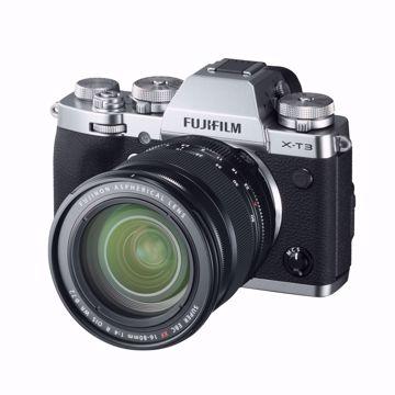 Bild på X-T3 Kit XF16-80mmF4 R Silver