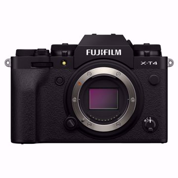 Picture of X-T4 Body Black