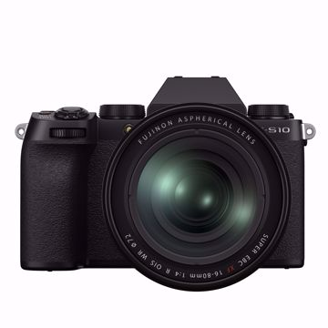 Bild på X-S10/XF16-80mmF4 R OIS WR